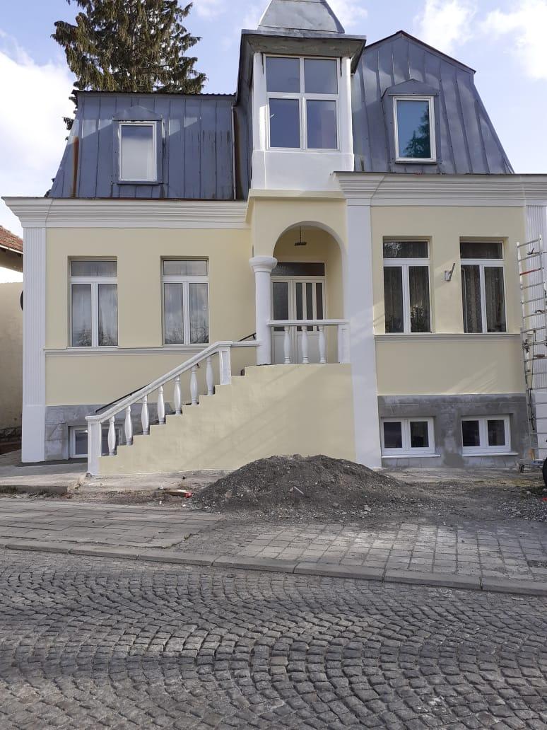 UNDP Kolasin Yaslilar Evi yenileme projemizi teslim ettik.